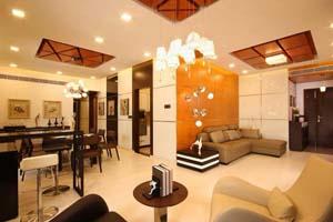 living area-interior-design