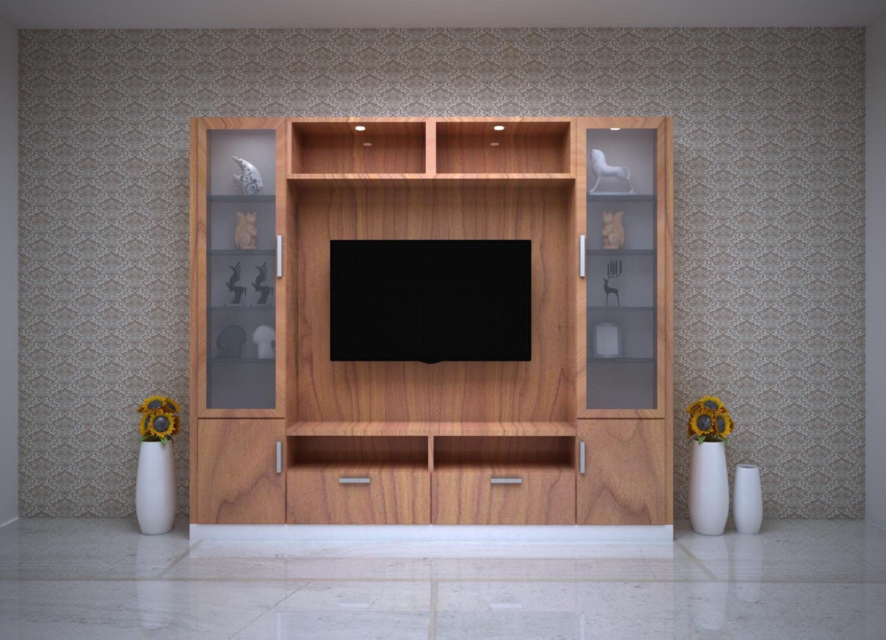 tv unit designers in bangalore
