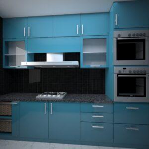 straight kitchen designers in bangalore